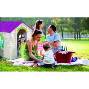Plastové domečky pro děti