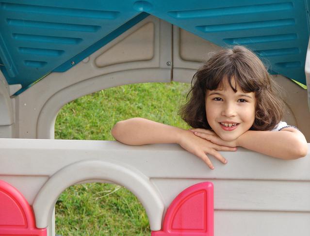 Dětské domečky na hraní